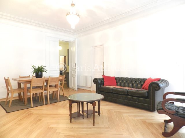 Rent furnished Apartment 2 Bedrooms 60m² rue de Palestro, 75002 Paris