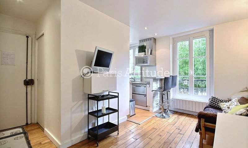 Rent Apartment 1 Bedroom 28m² rue Buffon, 5 Paris