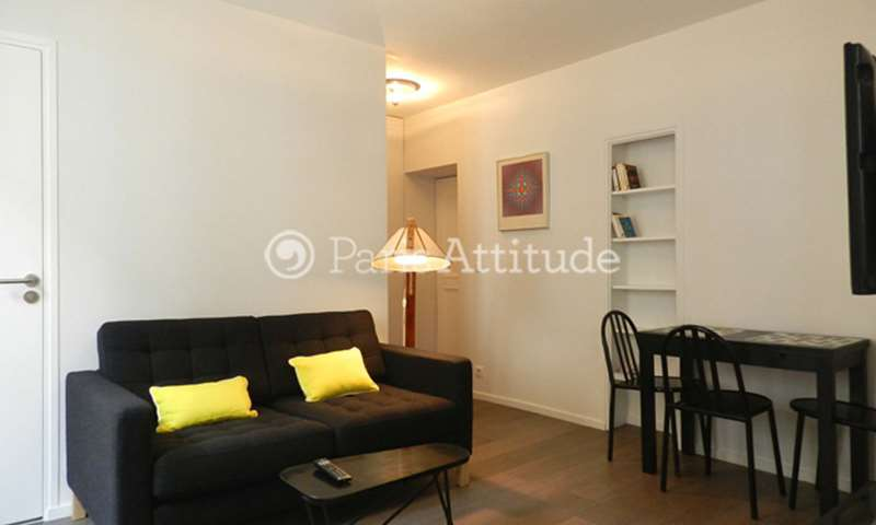 Rent Apartment 1 Bedroom 27m² rue du Gros Caillou, 7 Paris