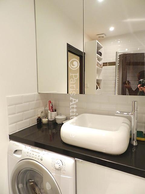 Rent Apartment in Paris 75017 - 20m² Ternes - ref 9287
