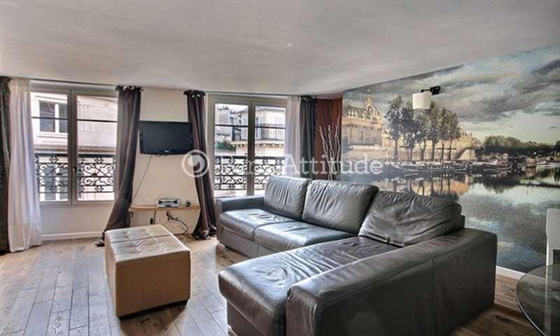 Rent Apartment 1 Bedroom 51m² rue Montmartre, 75002 Paris
