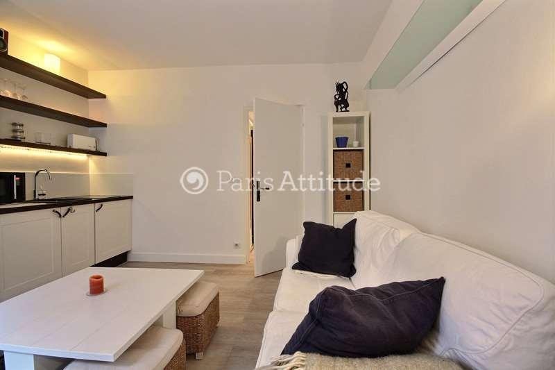 Louer un appartement paris 75015 24m eiffel tower for Louer une chambre sans fenetre
