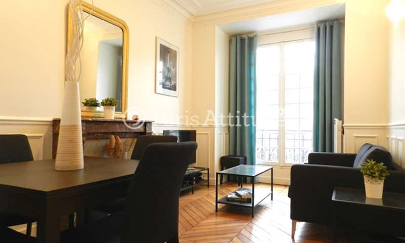 Location Appartement 2 Chambres 65m² boulevard Exelmans, 75016 Paris