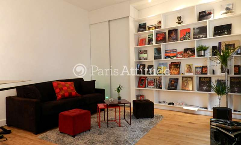 Rent Apartment Studio 30m² rue des Feuillantines, 5 Paris