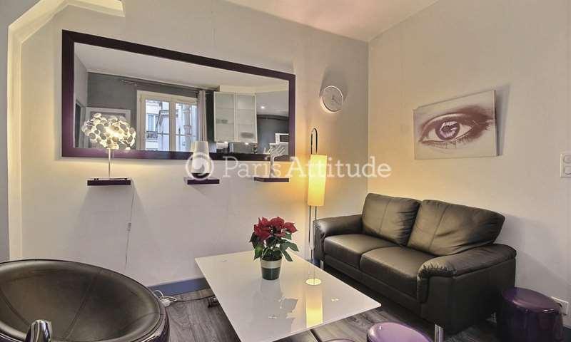 Rent Apartment 1 Bedroom 26m² rue Popincourt, 11 Paris
