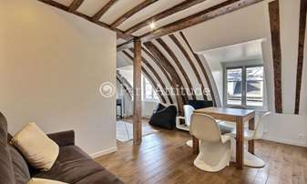 Rent Apartment Alcove Studio 40m² rue du Cherche Midi, 6 Paris