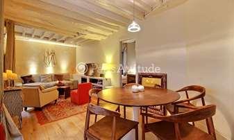 Location Appartement 1 Chambre 53m² rue de Nesle, 6 Paris