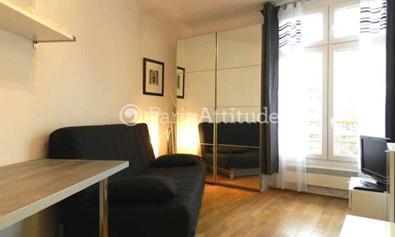 Rent Apartment Studio 18m² rue du Moulinet, 75013 Paris