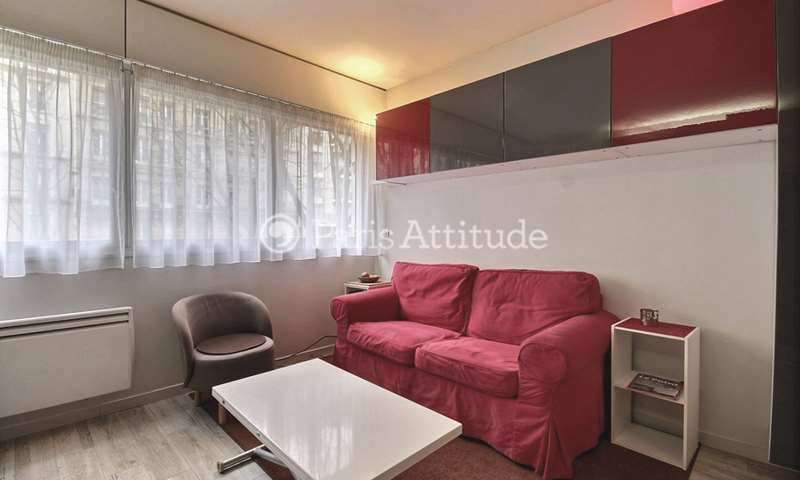 Rent Apartment 1 Bedroom 30m² rue Cambronne, 15 Paris