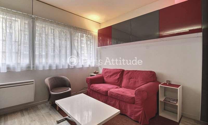 Location Appartement 1 Chambre 30m² rue Cambronne, 75015 Paris