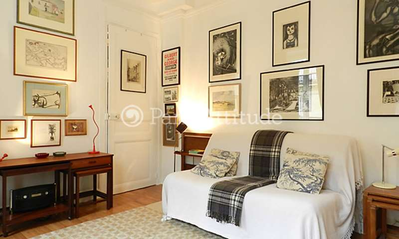 Rent Apartment Studio 24m² rue de Dunkerque, 9 Paris