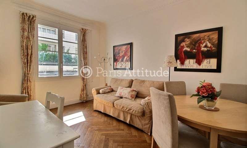 Rent Apartment 1 Bedroom 47m² rue des Favorites, 75015 Paris