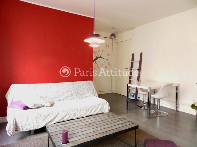 Location Appartement 1 Chambre 35m² rue Mouton Duvernet, 75014 Paris