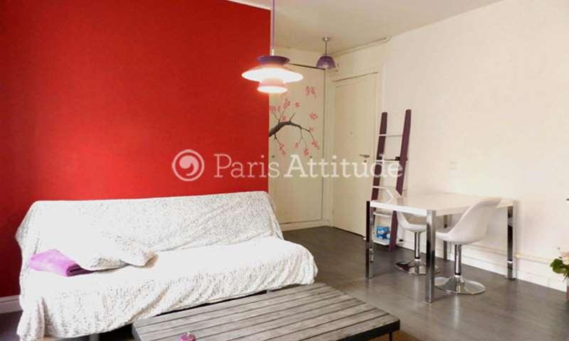 Rent Apartment 1 Bedroom 35m² rue Mouton Duvernet, 14 Paris