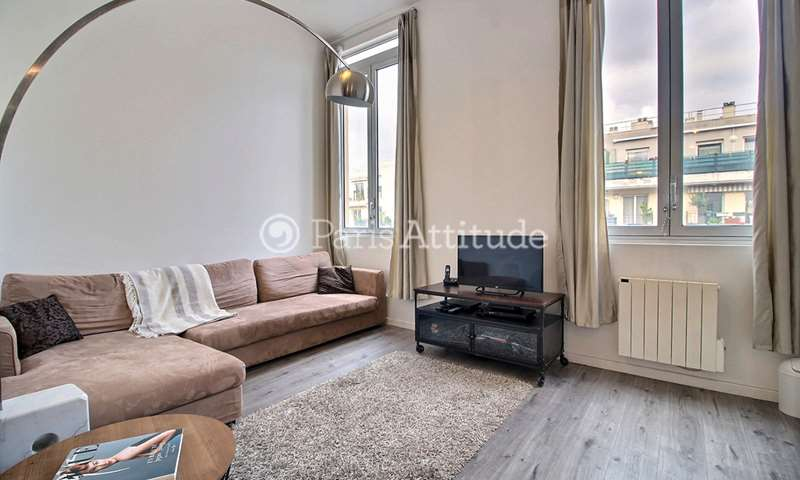 Rent Apartment 1 Bedroom 48m² rue de la Federation, 15 Paris