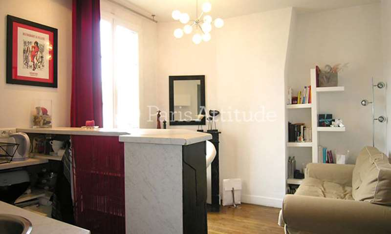 Rent Apartment 1 Bedroom 27m² avenue Charles de Gaulle, 92200 Neuilly sur Seine