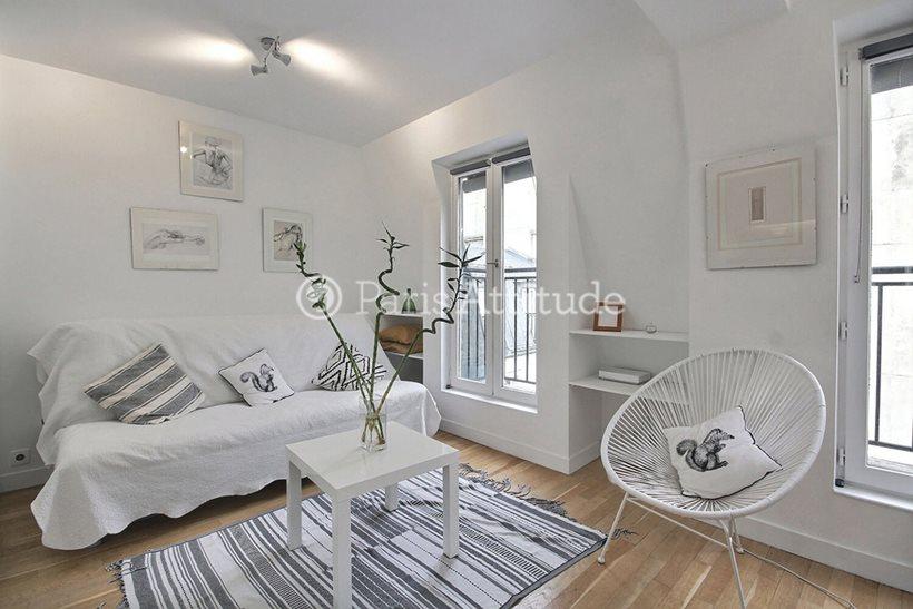 Rent furnished Apartment Studio 21m² avenue de Wagram, 75017 Paris