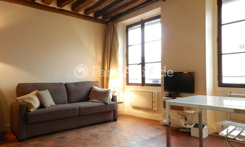 Rent Apartment Studio 25m² rue du Dragon, 6 Paris