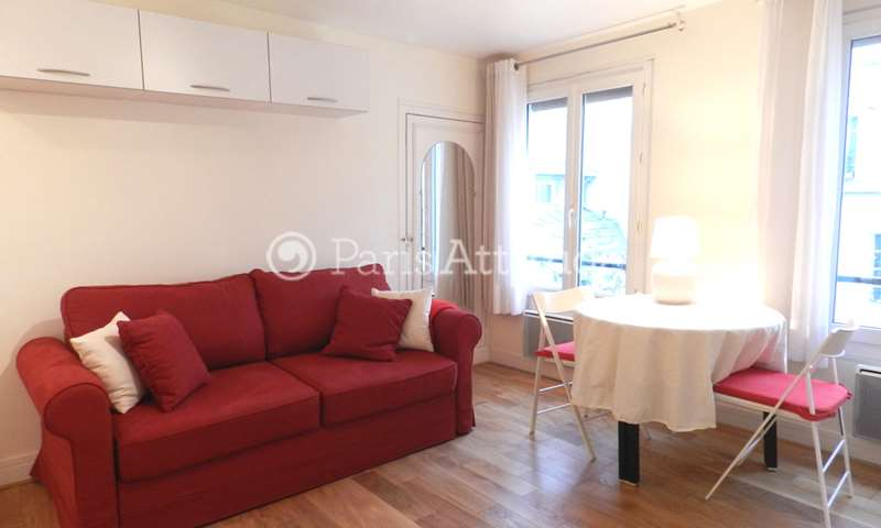 Rent Apartment Studio 20m² rue Notre Dame de Nazareth, 3 Paris