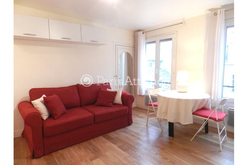 Louer Appartement meublé Studio 20m² rue Notre Dame de Nazareth, 75003 Paris
