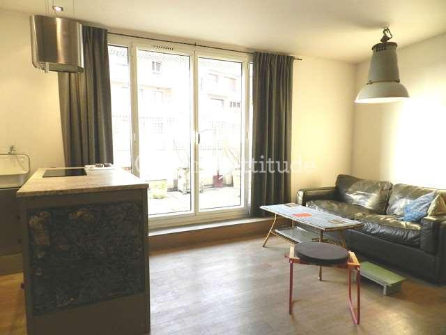 Louer un appartement boulogne billancourt 92100 32m - Location voiture porte de saint cloud ...