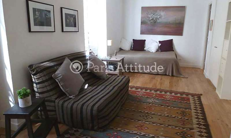 Rent Apartment Studio 28m² rue du Bac, 75007 Paris