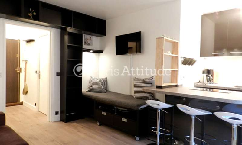 Rent Apartment Studio 23m² rue Poliveau, 5 Paris