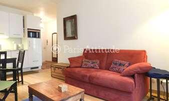 Aluguel Apartamento 1 quarto 40m² rue Lepic, 18 Paris