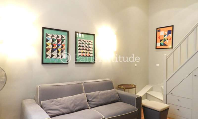 Location Appartement Studio 20m² rue Saint Honore, 75001 Paris
