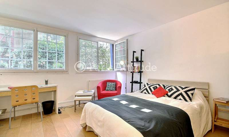 Rent Apartment Studio 32m² rue Falguiere, 15 Paris