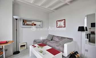 Rent Duplex 1 Bedroom 30m² avenue Niel, 17 Paris