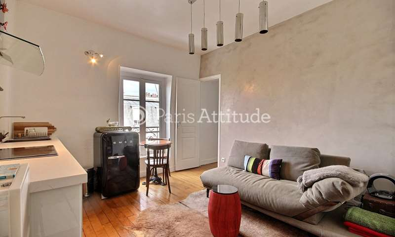 Location Appartement 1 Chambre 30m² avenue Daumesnil, 12 Paris