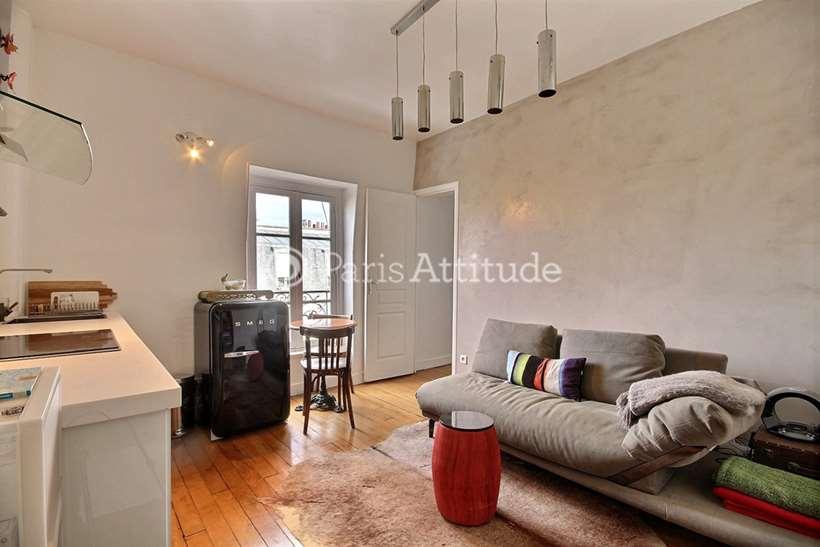 Rent furnished Apartment 1 Bedroom 30m² avenue Daumesnil, 75012 Paris