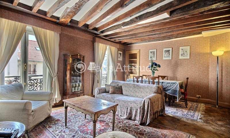 Aluguel Apartamento 3 quartos 122m² rue Mazarine, 6 Paris