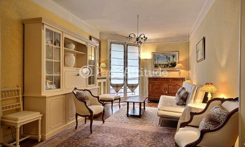 Rent Apartment 1 Bedroom 65m² rue Le Marois, 75016 Paris