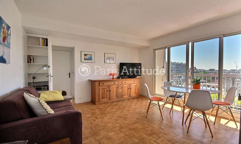Rent Apartment 1 Bedroom 45m² rue de Charonne, 11 Paris