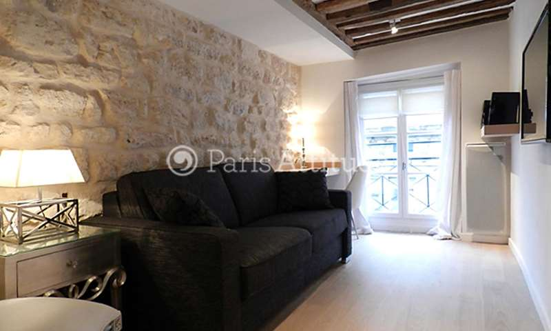 Rent Duplex 1 Bedroom 25m² rue Sauval, 75001 Paris