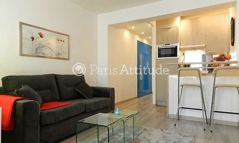 Location Appartement Studio 30m² avenue Paul Doumer, 75016 Paris