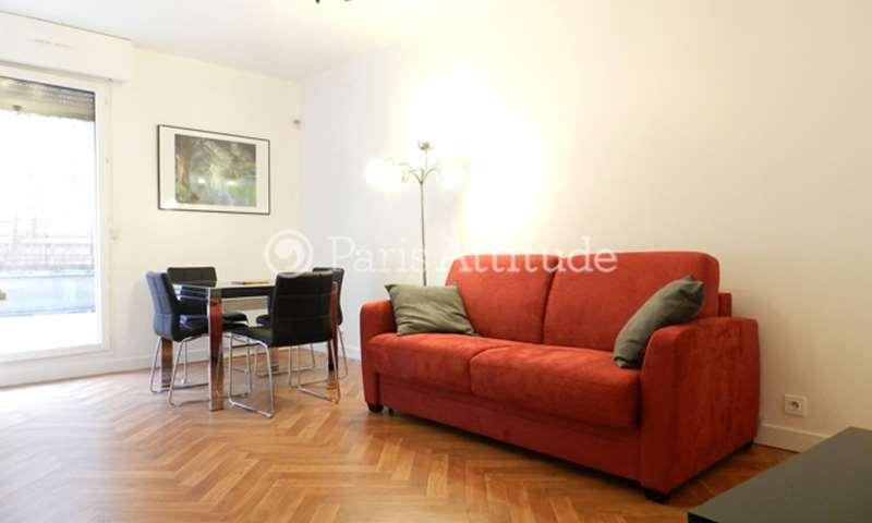Rent Apartment 1 Bedroom 52m² rue Taine, 75012 Paris