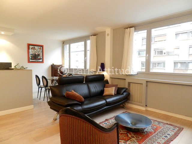 Rent Apartment 1 Bedroom 50m² rue de Vaugirard, 75015 Paris