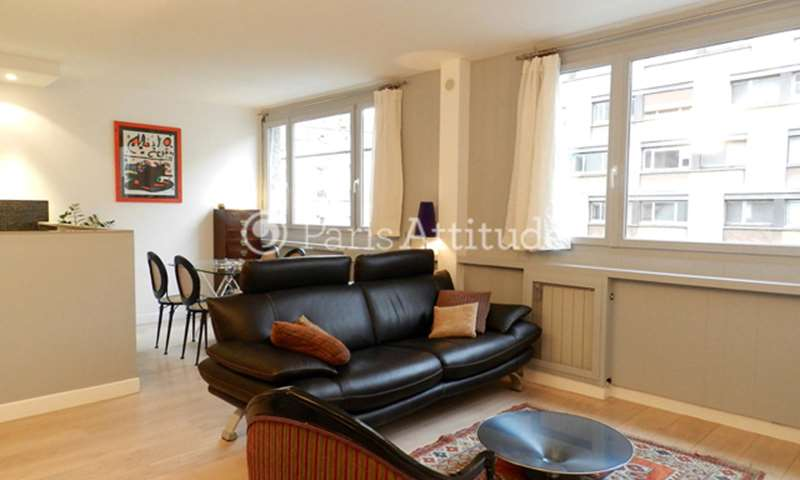 Location Appartement 1 Chambre 50m² rue de Vaugirard, 15 Paris