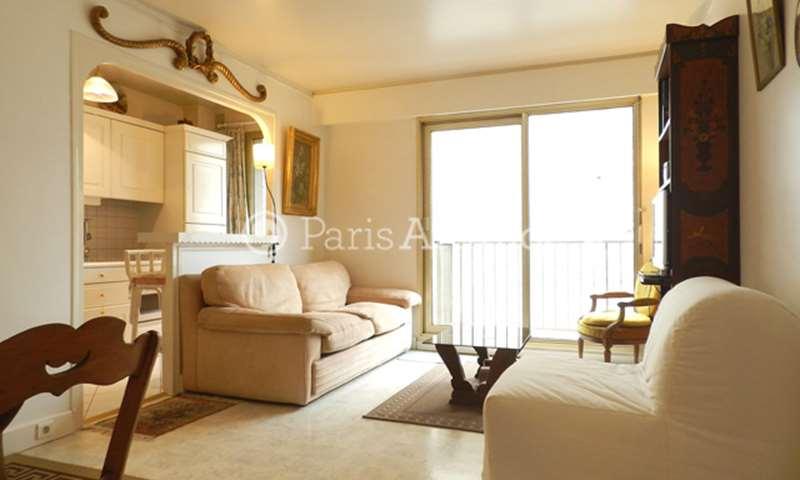 Rent Apartment 1 Bedroom 48m² rue Jean Baptiste Pigalle, 9 Paris