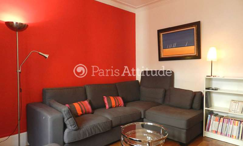 Rent Apartment 1 Bedroom 39m² rue Cardinet, 17 Paris