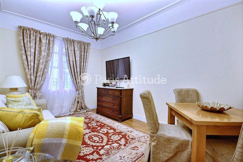 Rent furnished Apartment 2 Bedrooms 65m² rue Edmond Roger, 75015 Paris