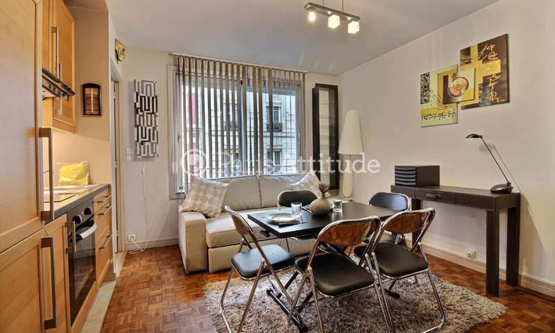 Location Appartement 1 Chambre 33m² rue Chanzy, 75011 Paris