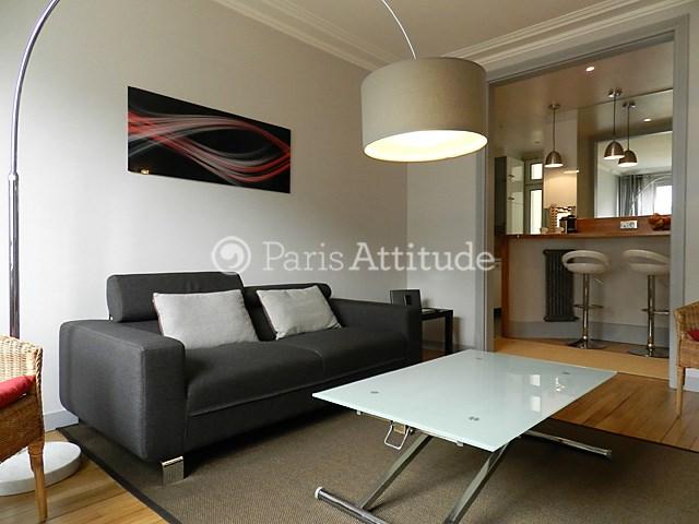 Rent Apartment 2 Bedroom 69m² rue Piccini, 75016 Paris