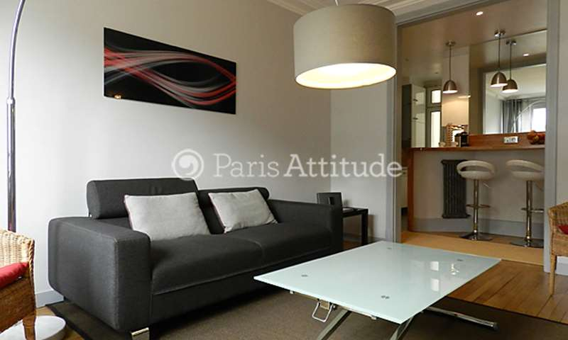 Rent Apartment 2 Bedroom 69m² rue Piccini, 75016 Paris