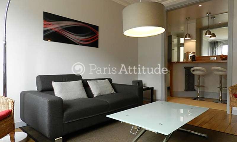 Location Appartement 2 Chambres 69m² rue Piccini, 75016 Paris