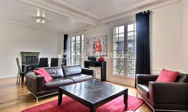 Rent Apartment 2 Bedrooms 82m² rue de l Aqueduc, 10 Paris