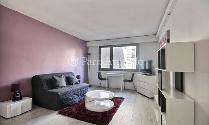 Aluguel Apartamento Quitinete 27m² rue du Faubourg Poissonniere, 75010 Paris